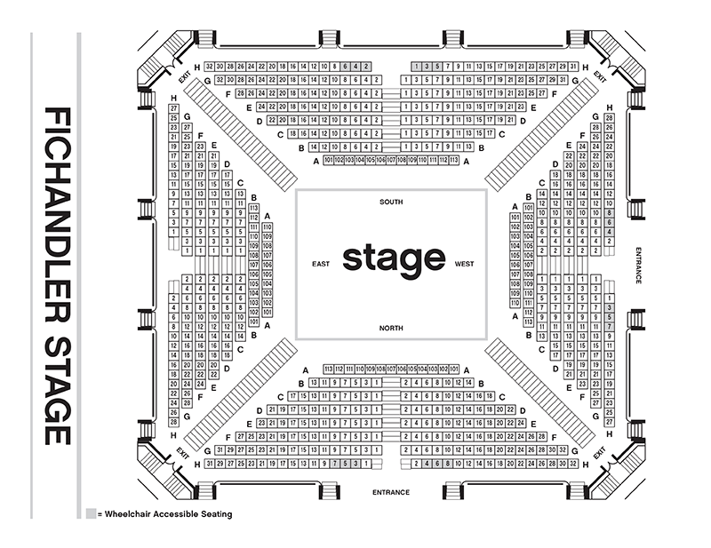 The Mead Center Plan Your Visit Arena Stage